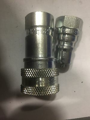 PARKER hydraulic fittings 1 H2-62 And 1 H2-63