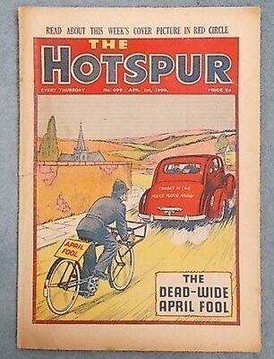 THE HOTSPUR #699 - 1st April 1950