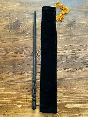 Hand Crafted Black Wood Wand ~ Altar ~ FC3 ~ Pagan ~ Wicca ~ Spells ~ Rituals
