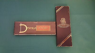 Dewar's Scotch Whiskey Highlander Clan Membership Promotional Gift Key Chain
