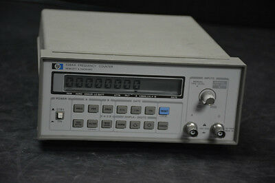 HP Agilent Keysight 5384A Frequency Counter (10Hz-225MHz)
