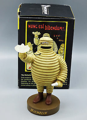 Michelin Man Limited Edition Advertising Figurine Statue Early Version NiB
