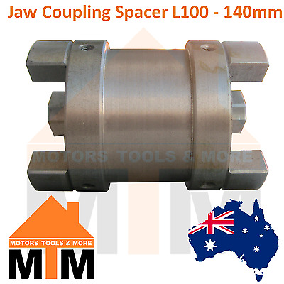 100 Jaw Coupling Spacer 140mm
