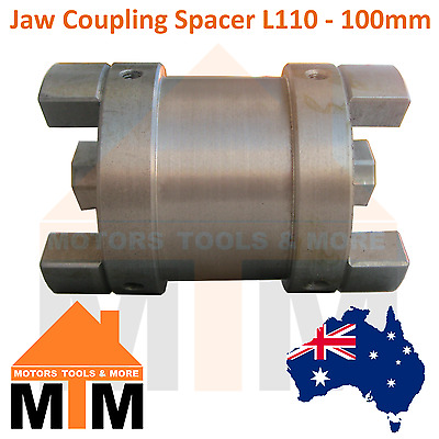 110 Jaw Coupling Spacer 100mm