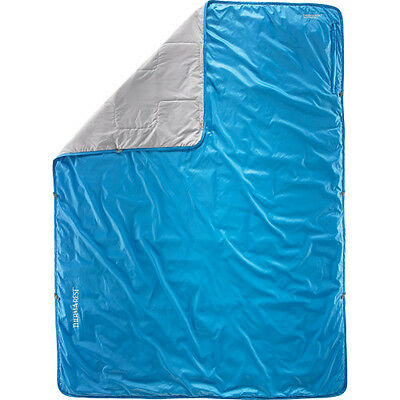 Thermarest Argo Unisex Adventure Gear Blanket - Swedish Blue One Size