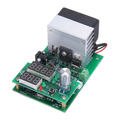 Great Constant Current Load Module 9.99A 60W 30V Battery Capacity Tester