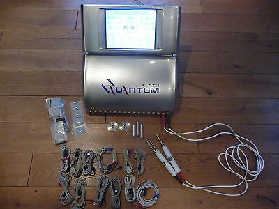 Caci Quantum Non Surgical Face And Body Beauty Machine. Warranty. Serviced