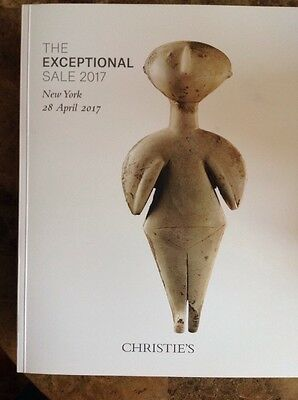 Christies The Exceptional Sale  NY 2017