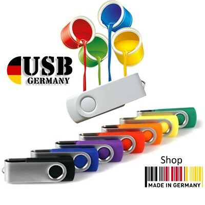 █▬█ █ ▀█▀ 64GB 32GB 16GB 8GB 4GB 2GB 1GB 0B USB Stick Swivel