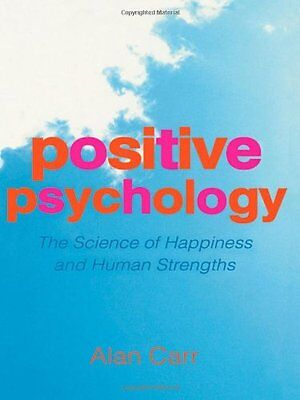 USED (VG) Positive Psychology: The Science of Happiness and Human Strengths by A