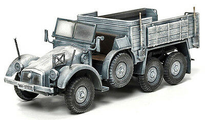 DRAGON ARMOR  1:72 - REF.NO. DR60501 KFZ.70 6x4 PERSONNEL CARRIER GERMAN ARMY