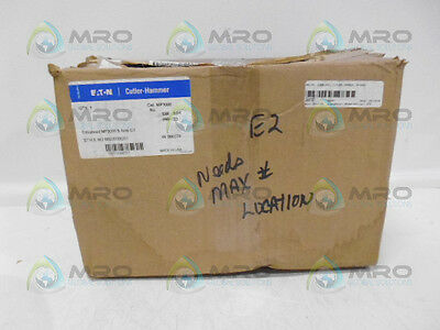 Cutler-Hammer Mp3000 66D2032G51 Fw 3.04 Motor Protective Relay *new In Box*