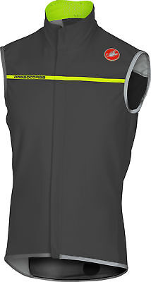 Castelli Perfetto Bike Vest Anthracite 2018