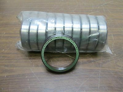 New Lot of 10 Timken Roller Bearing Cup 15245 Free Shipping