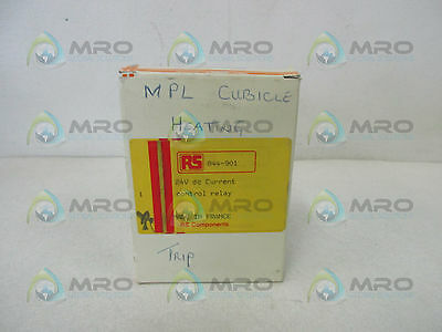 Syrelec 84-893-202 Overload Relay *new In Box*