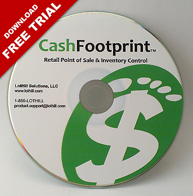 Retail POS Software, Simplify Your Point-of-Sale with CashFootprint Professional