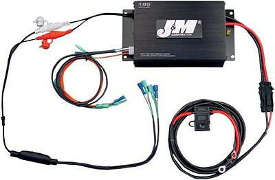 J&M 180W Performance 2-Channel Amp Kit #JMAA-1800H-UNV Harley Davidson