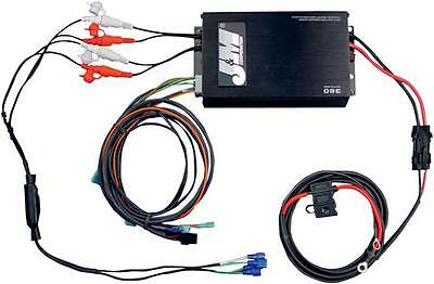 J&M 360W Performance 2-Channel Amp Kit #JMAA-3600H-UNV Harley Davidson