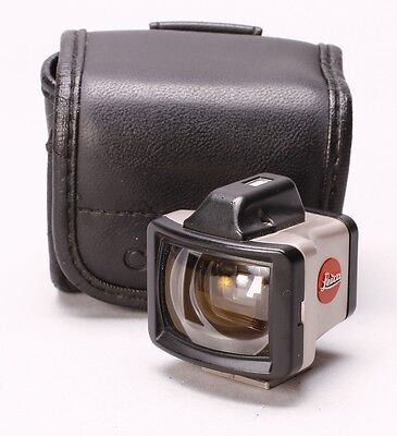 Contax Gf 16Mm View Finder Hologon For Leica -- Ex+