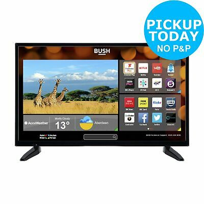 Bush 32 Inch HD Ready 720p Freeview Smart WiFi LED TV