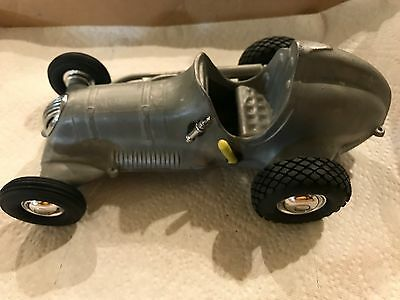Nice Condition! Cox Thimble Drome Champion Tether Car, No Motor Aluminum