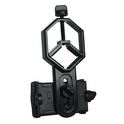 Eyeskey Universal Cell Phone Adapter Mount Compatible With Binocular Monocular