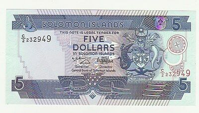 Isole Solomon Islands $ 5  1997  FDS UNC pick 19   rif 2445