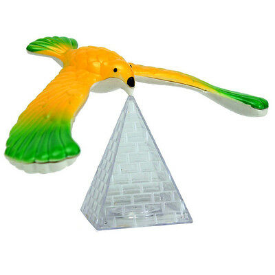 Magic Balancing Bird Science Desk Toy Novelty Fun Children Learning Gift   3C