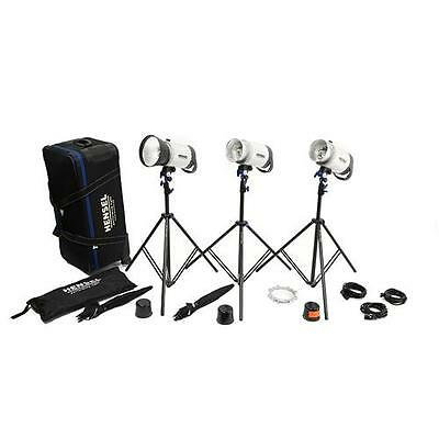 Hensel Integra Pro Super Size 3-Light Kit with Deluxe Softbag SKU#866906