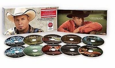 Garth Brooks Ultimate Collection-Collectors Set-10 Box Disc Set-Factory Sealed