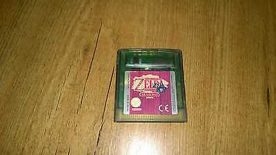 Zelda oracle of seasons for the Nintendo gameboy color
