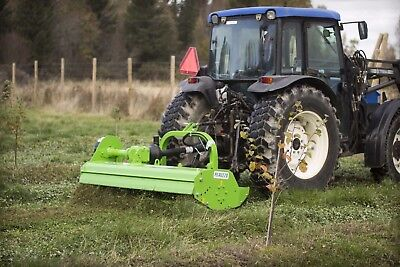 """Flail Mower, Mulcher: Peruzzo Bull 2000 79"""" Cut with 16"""" Manual Right Offset"""