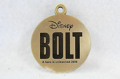 Disney WDW Pin Cast Member Opening Day Bolt LE 1750
