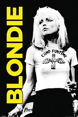 BLONDIE CAMP FUNTIME POSTER (61x91cm)  PICTURE PRINT NEW ART