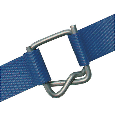 Metal Strap Buckles for PP Strap 12mm 1000 Pack