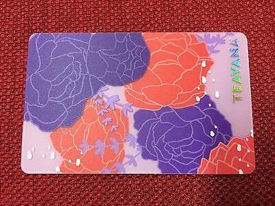 New Teavana Mothers Day 2017 Gift Card Very Limited Starbucks
