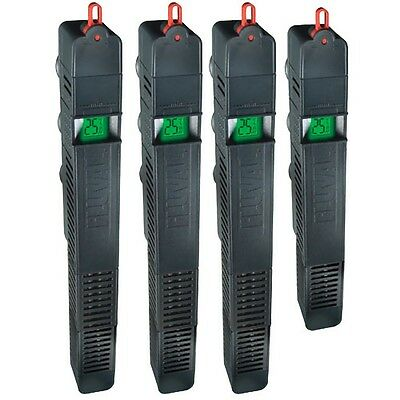 Fluval E Series 50w 100w 200w 300w Aquarium Heater Fish e50 e100 e200 e300
