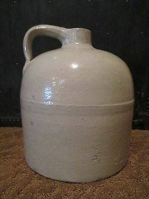Antique Stoneware One Gallon Beehive Salt Glazed Jug Minnesota Red Wing??