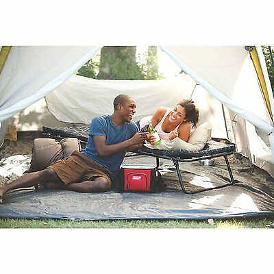 """30"""" x 80"""" Portable Folding Bed Cot Camping, Military, Sleeping Indoor Outdoor"""