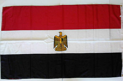 EGYPT Flag approx. 3x5 feet EGYPTIAN, banner