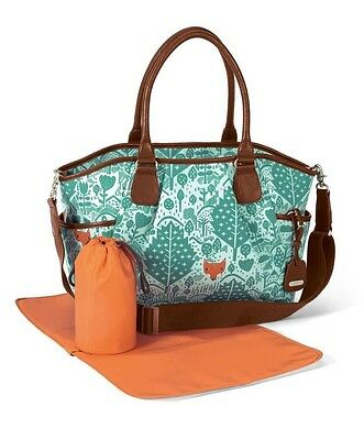 Donna Wilson Fox Changing Tote And Footmuff