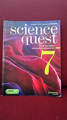 Science Quest 7 for Victoria Australian Curriculum Edition & Learnon by...