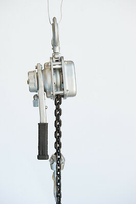 New As1418.2 Lever Block, Comealong, Lever Hoist 750Kg, 1.5T And 3.0T (Reg)