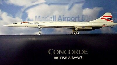 British Airways Concorde G-BOAG Hogan 1:200 Metal li8843 + Herpa Wings Catalogue