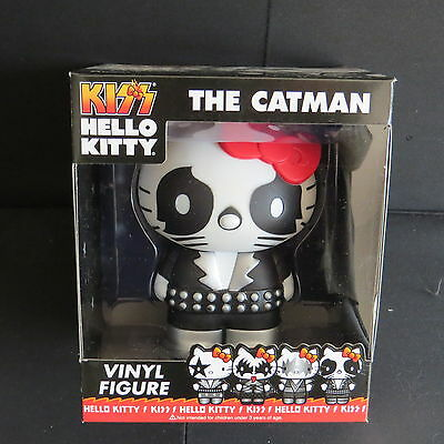 Kiss/Hello Kitty - Catman Pop Vinyl Figure-Brand New