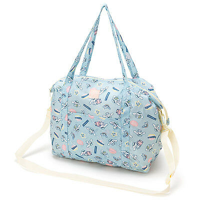 Cinnamoroll folding travel bag size M JAPAN Brand-new 2016 Sanrio NWT