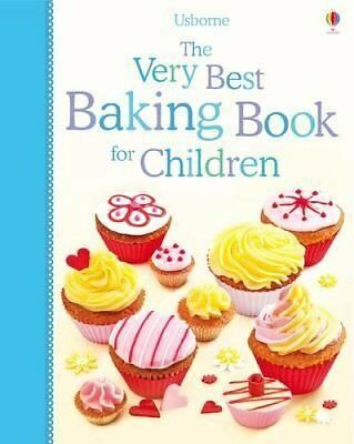 The Very Best Baking Book for Children by Fiona Patchett 9781409566472