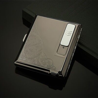 Multifunctional Cigarette Case Lighter USB Charging Environmental Protection