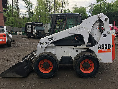 Bobcat A300 Skid Steer