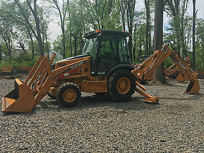 2007 Case 580M Backhoe Loader